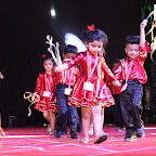Salsa Dance, Nursery A - 16th Annual Day - Witty World, Chikoowadi