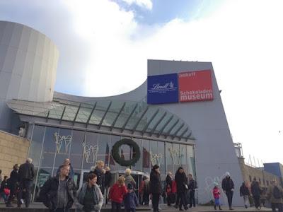 'Imhoff-Schokoladenmuseum'