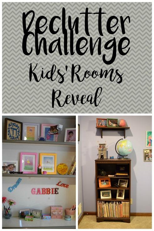 Kids' Rooms Reveal