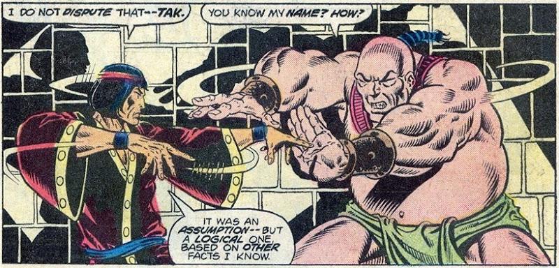 shang-chi master of kung fu tak
