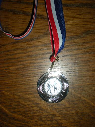 Marche Kennedy (80km) de Bergeijk (Nl): 16-17/09/2011 DSCN7214