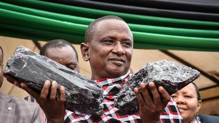 A pedra de R$ 17 milhões