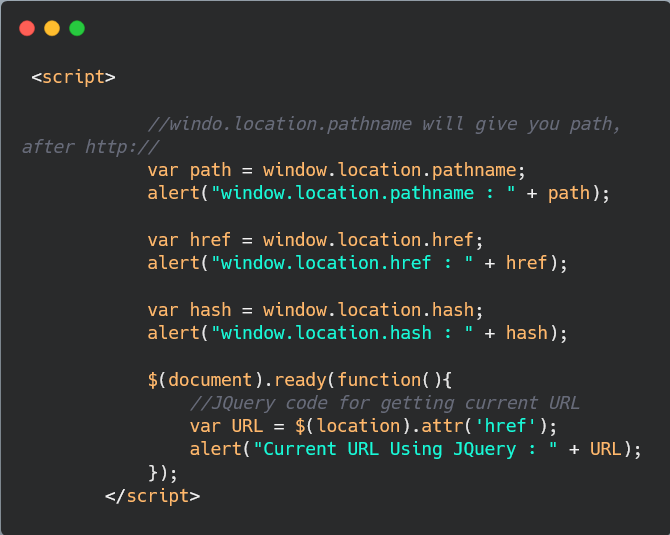 Hasurlparameter defines the setparameter method that is called by the router , based on values extracted from the url. Javarevisited How To Get Current Url Parameters And Hash Tag Using Jquery And Javascript Example