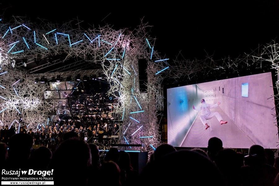 Koncert finałowy Industriady w 2016 roku