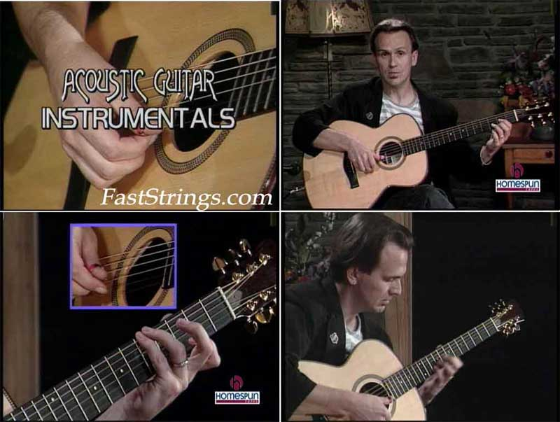 Martin Simpson: Acoustic Guitar Instrumentals - Arrangements In Alternate Tunings (Vol. 1)