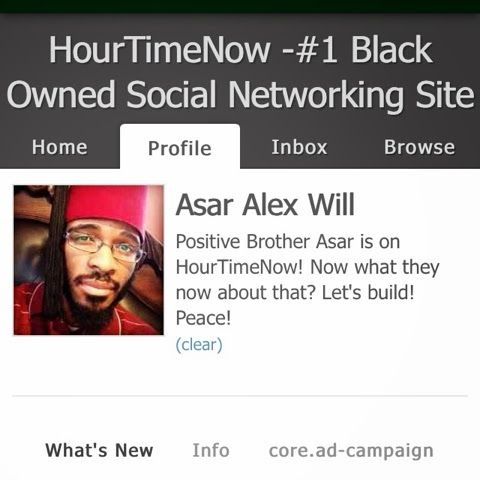 Asar Alex Will Now On HourTimeNow