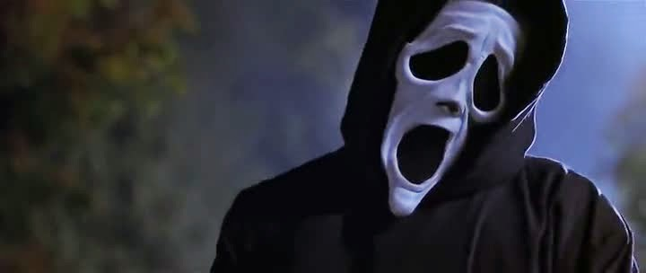 Screen Shot Of Hollywood Movie Scary Movie (2000) In Hindi English Full Movie Free Download And Watch Online at Alldownloads4u.Com