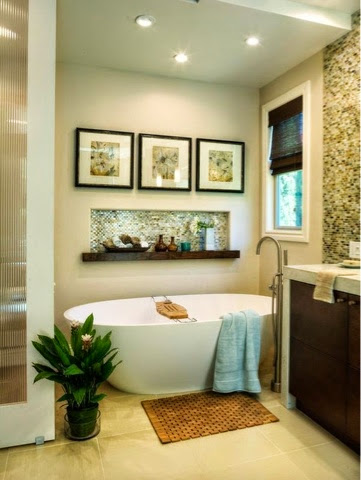 Banheiros de sonho
