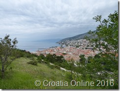 Croatia Online - Senj, view from castle