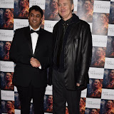 OIC - ENTSIMAGES.COM - Director Rajan Kumar Patel and Nigel Planer at the  : Feast of Varanasi  UK film premiere during the London Asian Film Festival 5th March 2016 Photo Mobis Photos/OIC 0203 174 1069