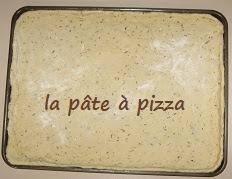 La Pâte a pizza des délices