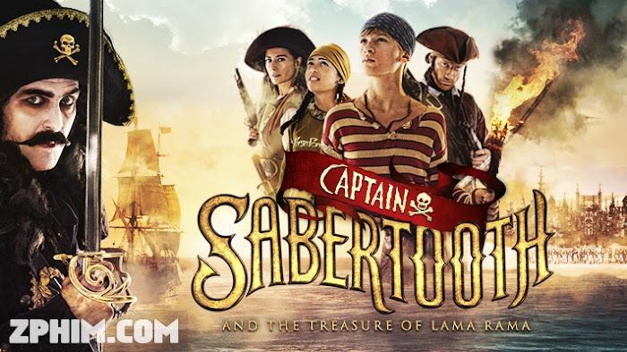 Ảnh trong phim Thuyền Trưởng Răng Kiếm Và Kho Báu Của Lama - Captain Sabertooth and the Treasure of Lama Rama 1