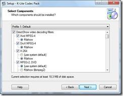 K-Lite Codec Pack Full 11.8.0