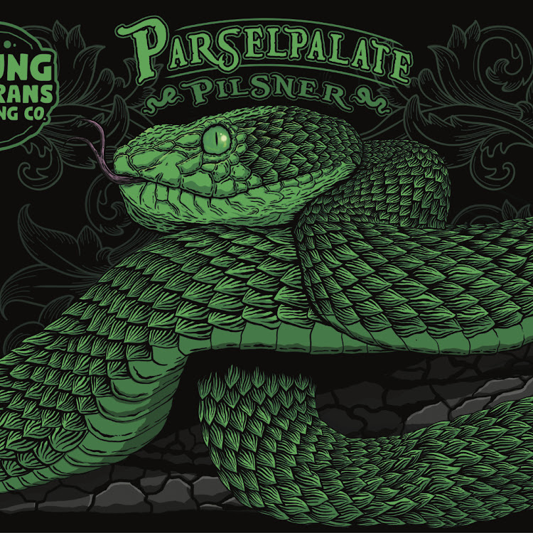 Logo of Young Veterans: Parselpalate
