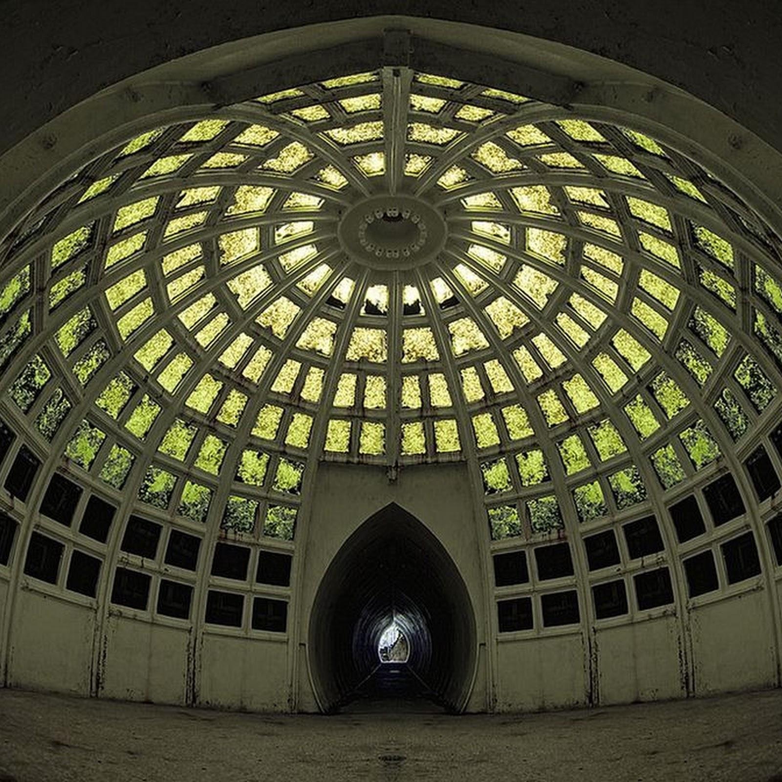 Witley Park's Underwater Ballroom