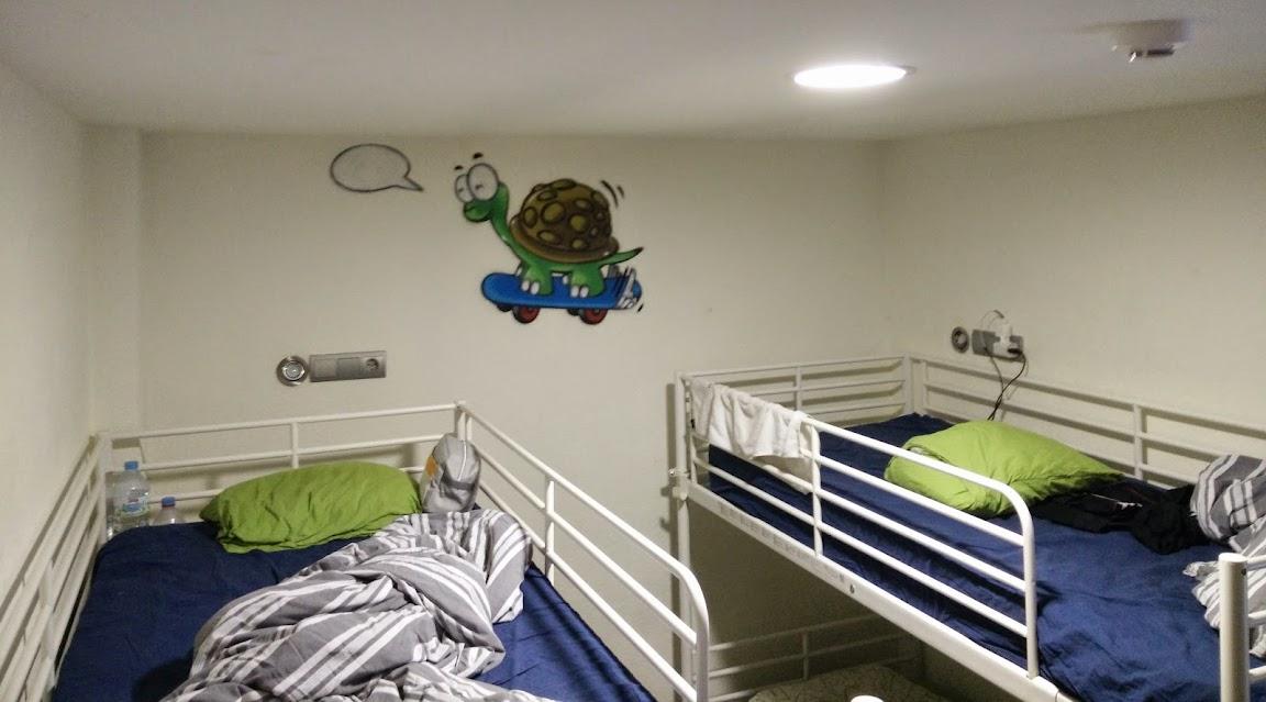 Dorm Room at Hostel Paralelo One