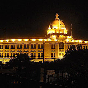Night Photography by Yasir Saeed - Buildings & Architecture Public & Historical (  )