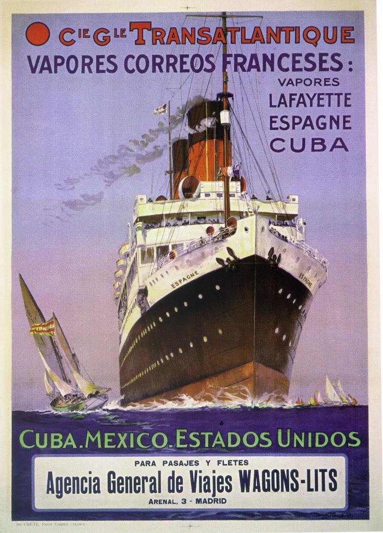 1- Cartel publicitario de la CGT. Del libro Gijón Trasatlantico.jpg