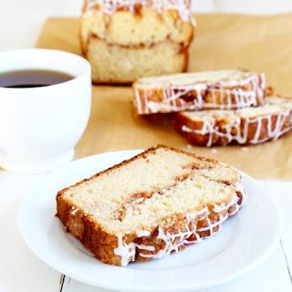 Cinnamon Swirl Gluten Free Quick Bread