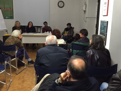 Ssanna Ronconi a Catania