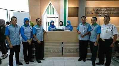 Permudah Layanan, Bank Kalsel Buka Kantor Kas di Mal Pelayanan Publik