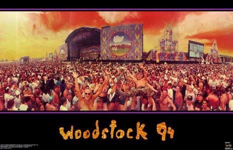 WOODSTOCK 1994 - ROCKOPOLIS
