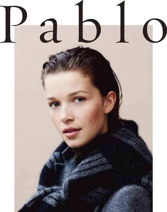 Pablo Gerard Darel, lookbook OI 2014