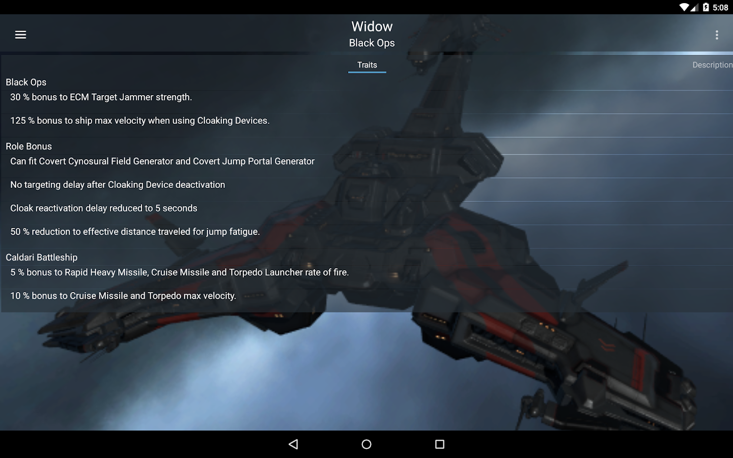 Evanova for EVE Online- screenshot