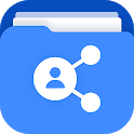 Phone Contacts Sharing Manager App icon