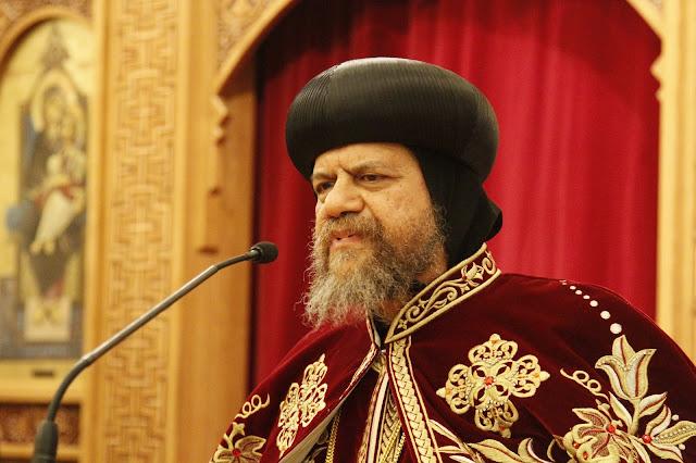 His Eminence Metropolitan Serapion - St. Mark - _MG_0186.JPG