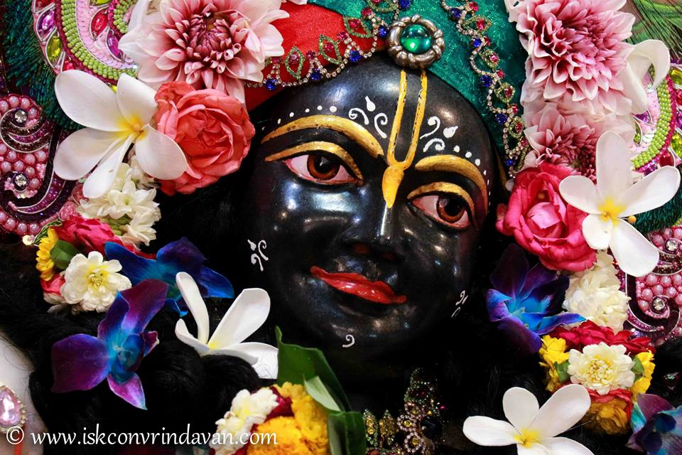 ISKCON Vrindavan Sringar Deity Darshan 08 April 2016 (13)