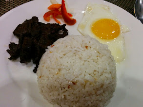 Photo: Beef Tapa for Breakfast