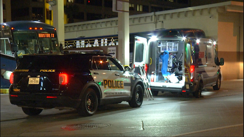 San Antonio Hospital security guard shot at man who allegedly stole ambulance, pulled knife