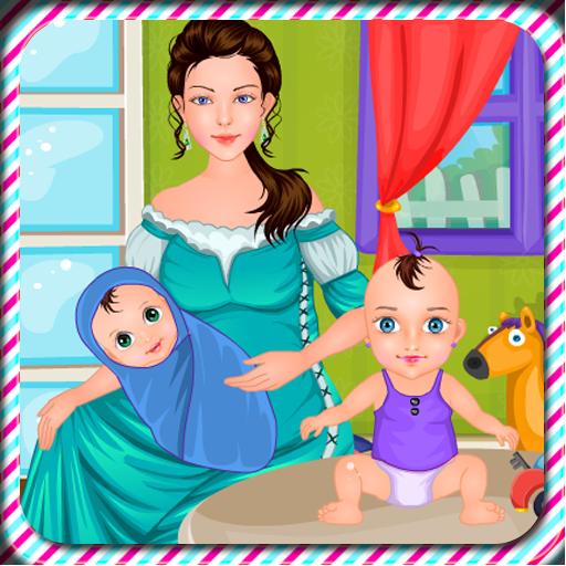 保姆游戏诞生 休閒 App LOGO-APP試玩