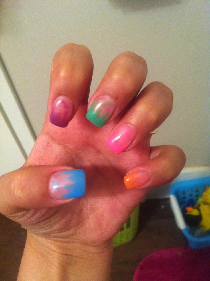 Trendy Gel Nail Design Ideas: Best 50 Trendy Short Gel Nail Latest Nail Art Trends