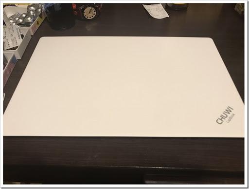 IMG 3538 thumb - 【おニューのPC】CHUWI LapBookをゲット!激安ノートPCの性能は?取り敢えずレビュー自体もこのPCで書いてみる【テスト投稿?/ガジェット/モバイル/ノートPC/ハードウェア】