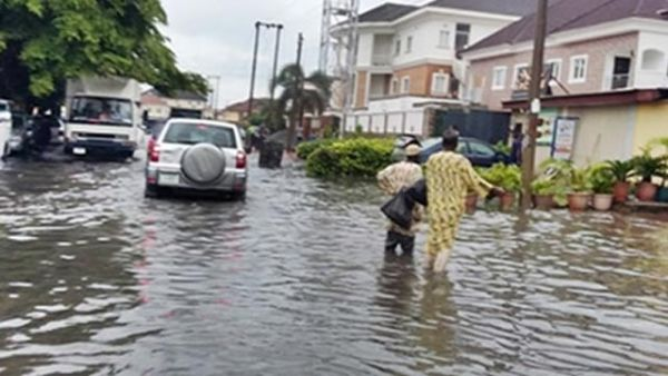 NiMet issues flood alert, forecasts 'severe thunderstorms' today