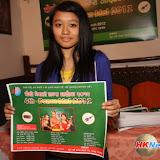 चौथो नेपाली डान्स आईडल २०१२ को सन्देश प्रवाह कार्यक्रम