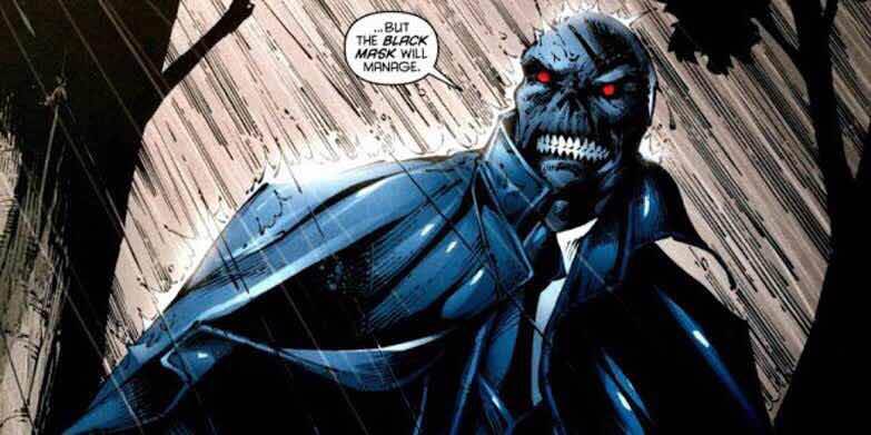 Black Mask To Be The Main Villain in Birds of Prey