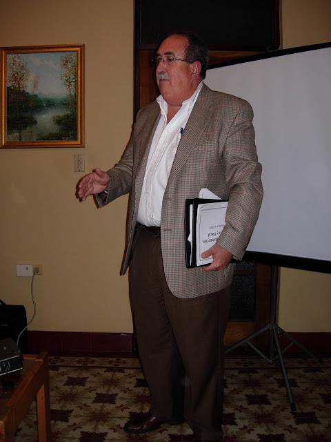 Conf Gilberto del Valle CAREF Feb 2009