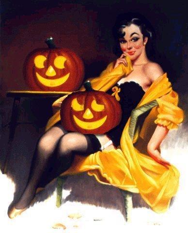 Pumpkin Witch, Halloween