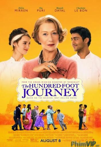 Hành Trình Trăm Bước - The Hundred-foot Journey poster