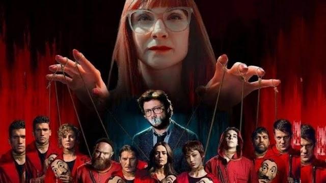 Netflix divulga trailer da Primeira parte da Quinta temporada de La Casa De Papel; Assista