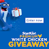 Starkist Prize Pack Giveaway - 10 Winners Win a Case of StarKist White Chicken Pouches, George Forman Quesadilla Maker and Funko Pop. Limit One Entry, Ends 8/15/21