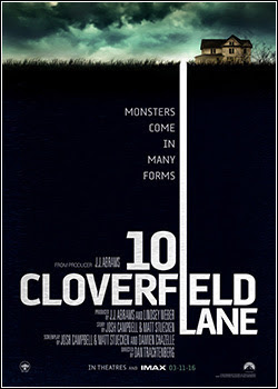 Torrent - Rua Cloverfield 10 (2016) BRRip Blu-Ray 720p / 1080p 5.1 CH Dual Áudio