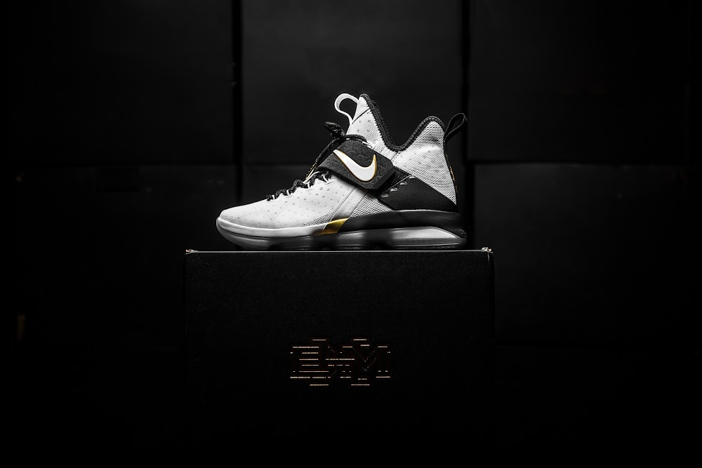 best service aaf86 7eb81 ... Available Now Nike LeBron 14 BHM AllStar ...