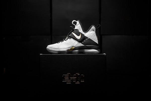 Available Now Nike LeBron 14 BHM  AllStar