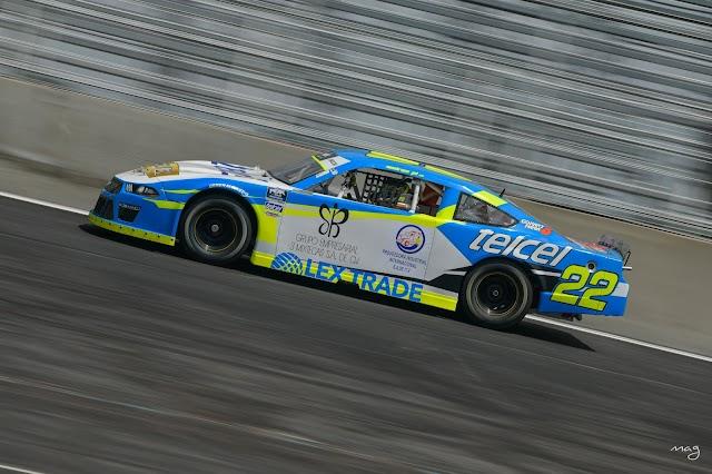 HO SPEED RACING, A DAR PELEA POR LOS PRIMEROS LUGARES DE NASCAR MÉXICO EN AGUASCALIENTES
