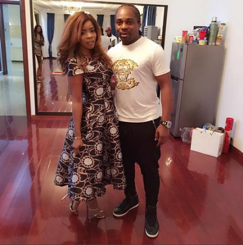 Kanu Nwanko's Brother, Ogbonna's Wedding Proposal To Laura Ikeji Will Blow Your Mind