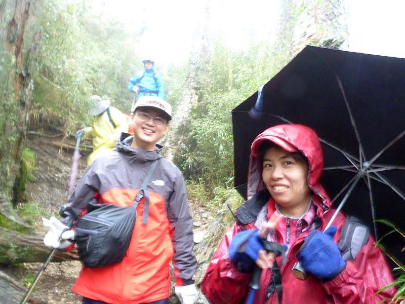 TAIWAN. Weekend Randonnée, Taipei à  Hehuanshan en passant par Puli, retour par les gorges de Taroko - P1280923.JPG